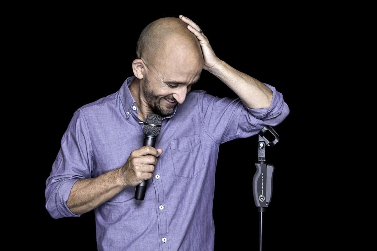 Comedy-Endspurt in der KulturSchmiede: Stand-up-Programm mit Markus Barth