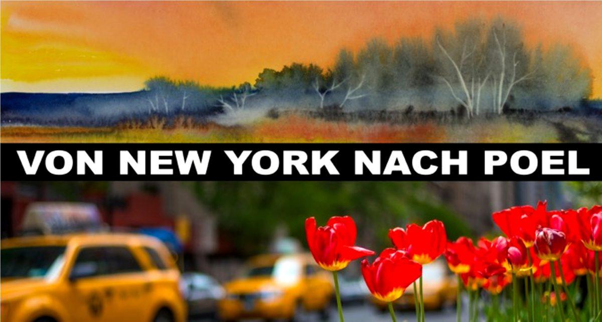 """Malerei und Fotografie gehen zusammen: """"Von New York nach Poel"""""""