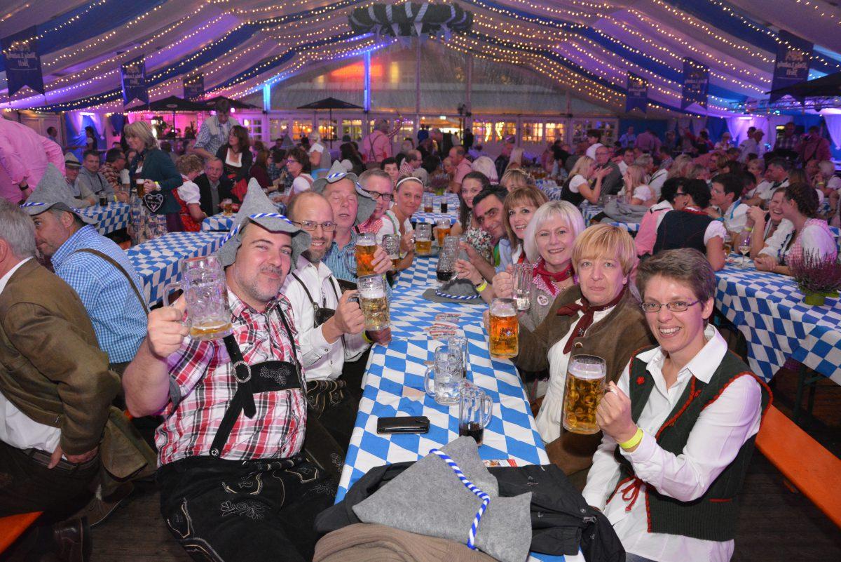 Fresekenfest mit Party und mehr: Bunter Start ab Freitag / Samstag großes Oktoberfest