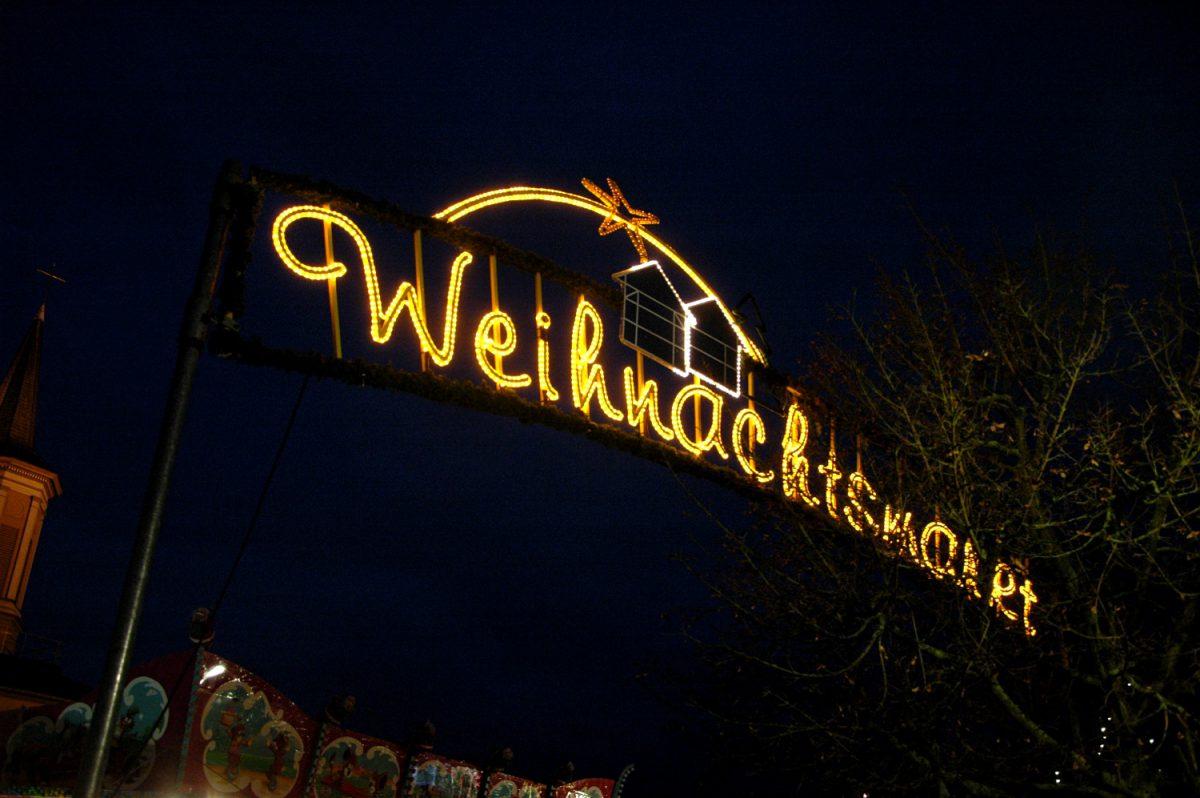 """WDR """"Wunderschön"""" ist auf dem Weihnachtsmarkt"""