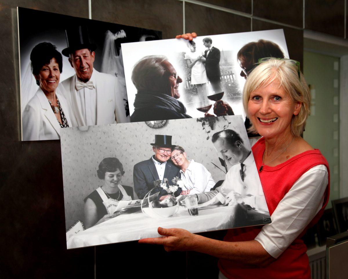 """Fotoausstellung rückt magisches Wort ins rechte Licht: Barbara Anneser zeigt Arbeiten zum Motto """"Immer wieder JA"""""""