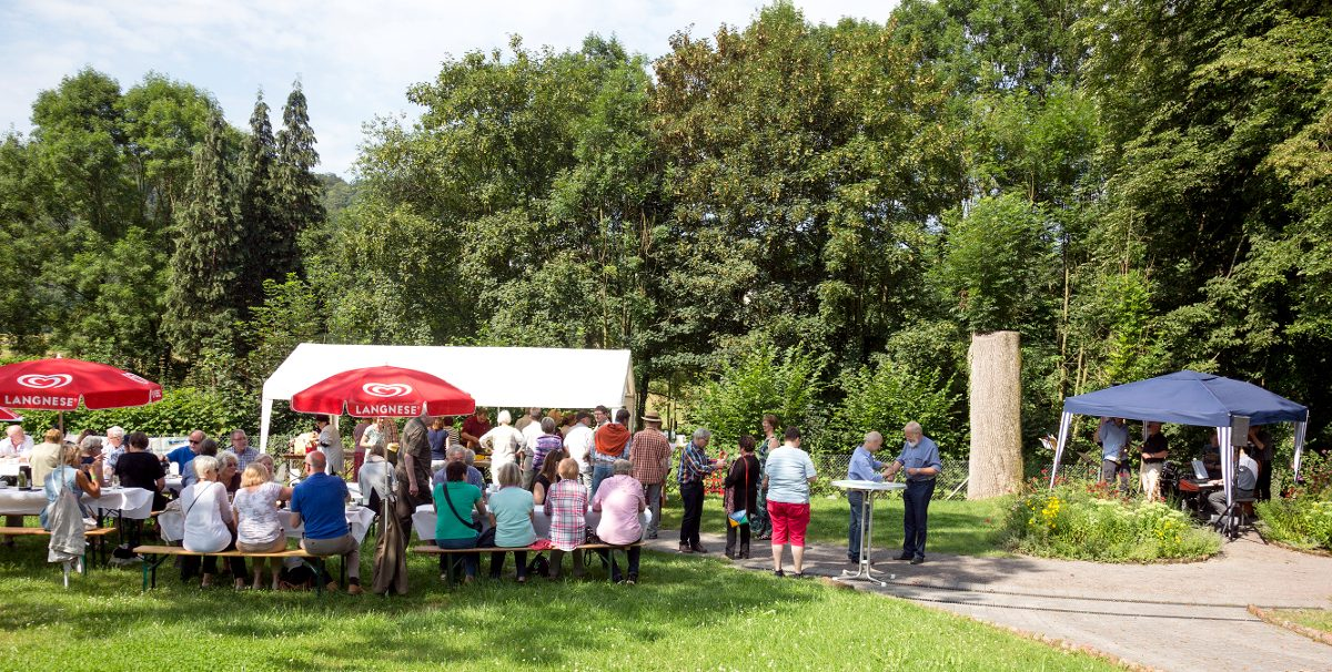 Dixieland-Frühschoppen in den Bürgergärten: Gepflegt Frühstücken und Jazz genießen – das geht am Sonntag, 27. August – jetzt noch anmelden!