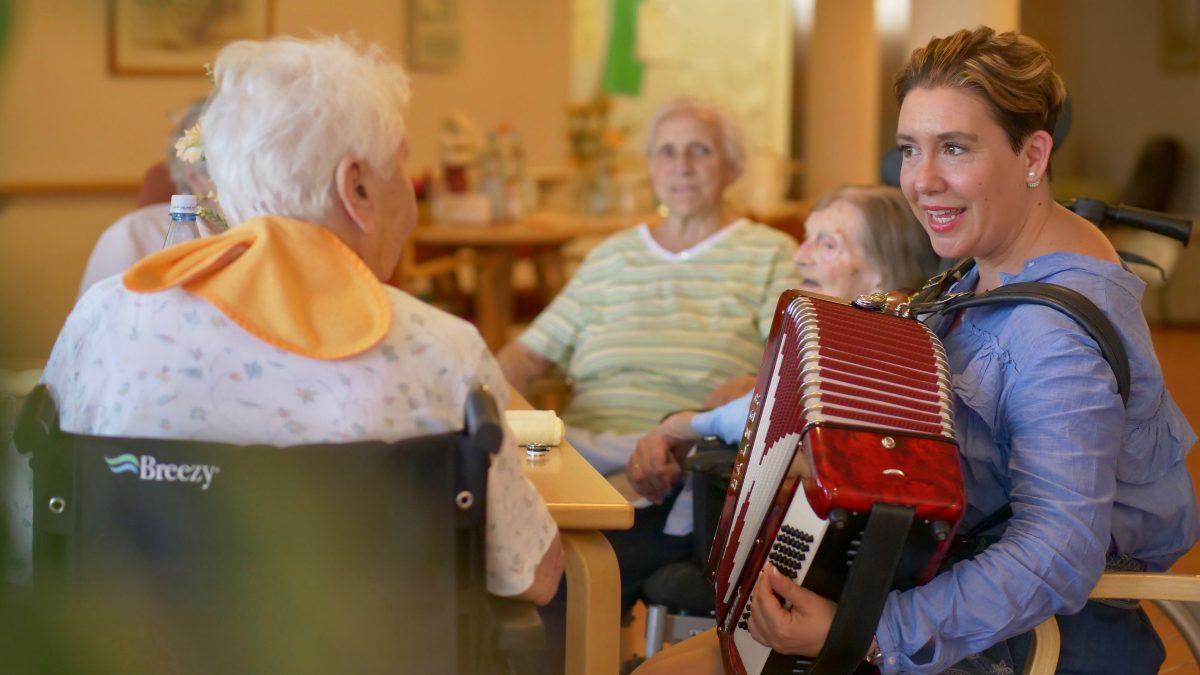 Mit Musik geht vieles besser!