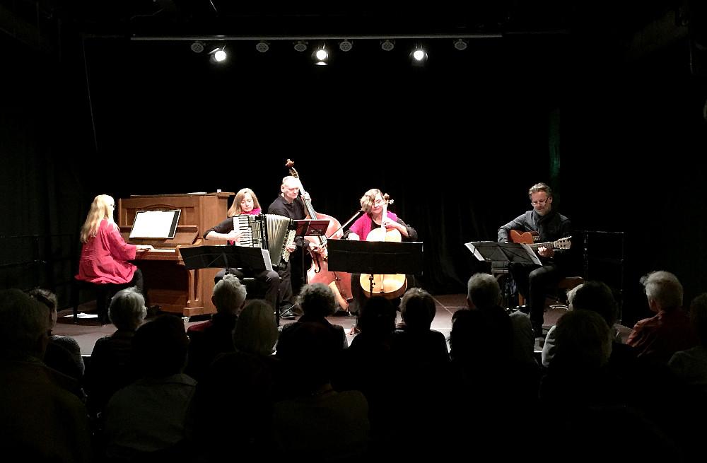 Hommage an Astor Piazzolla überwältigt mit Tango-Leidenschaft
