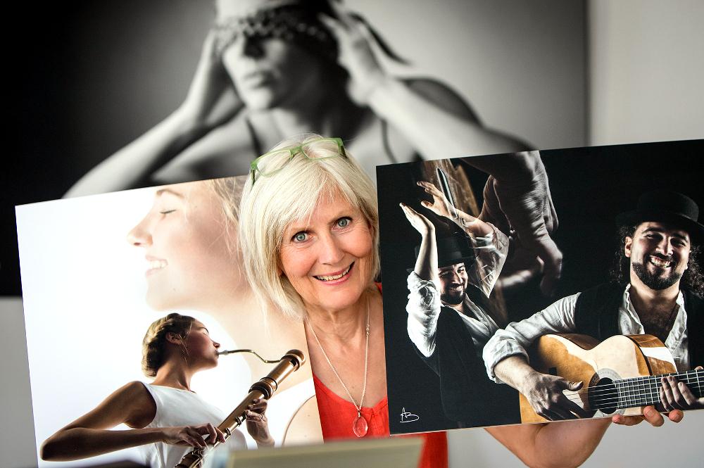 """""""Hast Du Töne?"""" – Musik-Macher und ihre Welten von Barbara Anneser im Foto verewigt"""