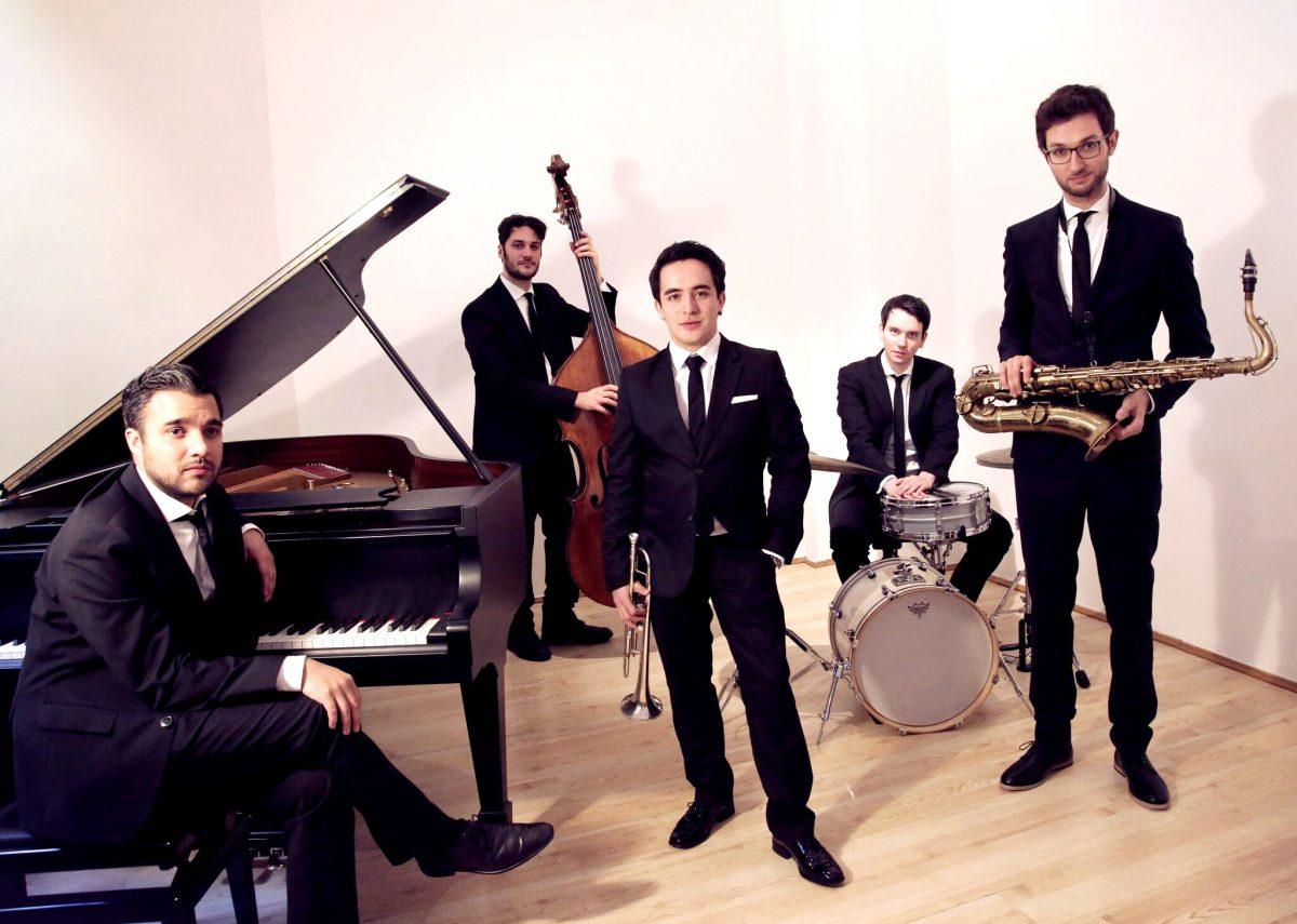 """Jazz gegen Herbst-Blues: """"The Major Minors"""" verbreiten Freitag gute Stimmung"""