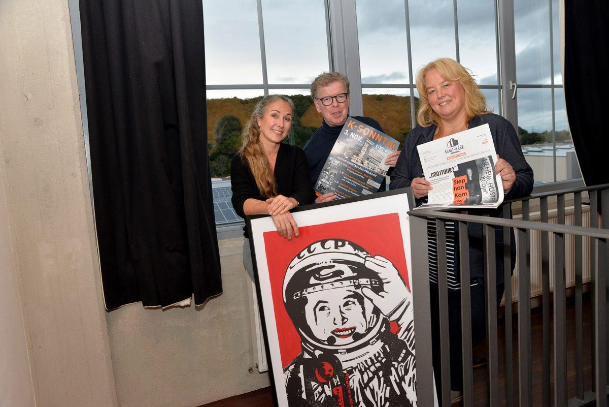 Kulturmarathon am   Sonntag im KunstWerk