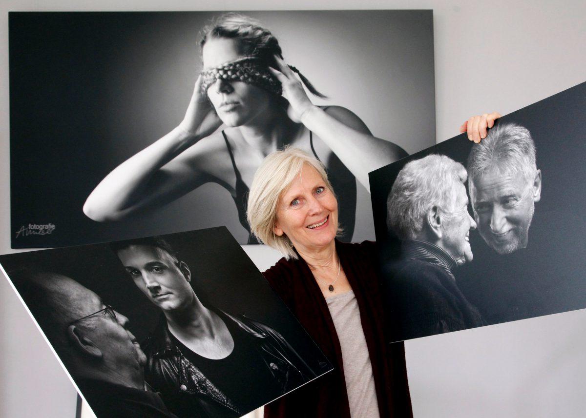 """Arnsberger Fotografin zeigt neue Ausstellung – """"Du und Ich"""" – Lebenspartner beschreiben sich"""