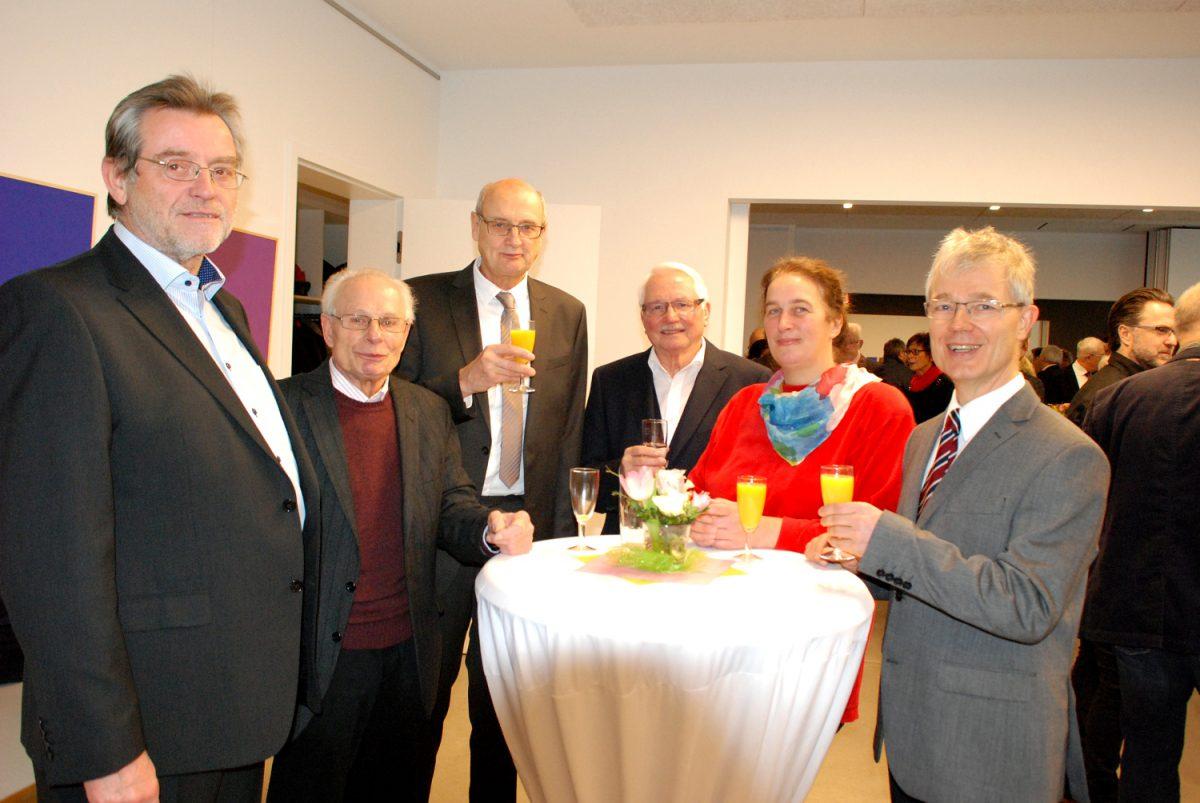 Neheimer Vereine begrüßen neues Jahr im Zeichen der Reformation