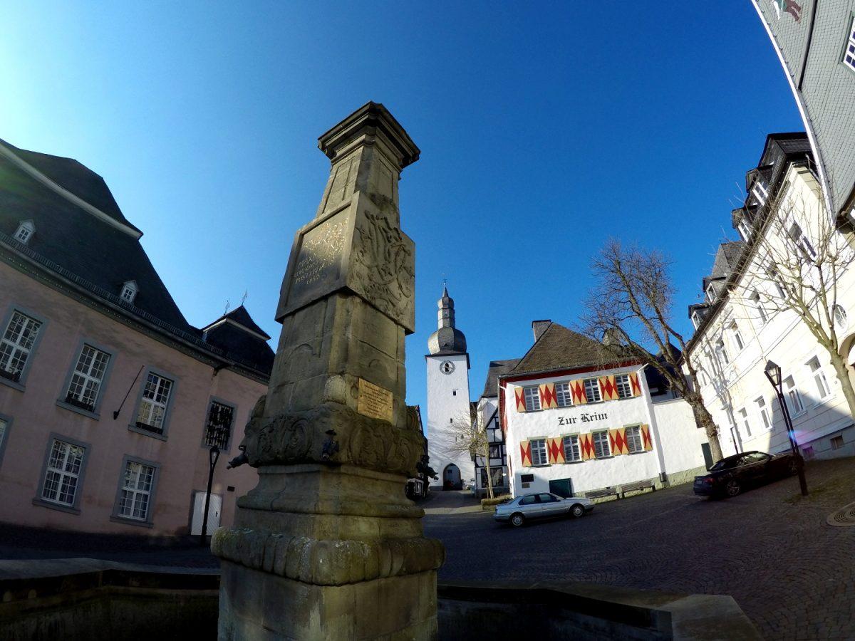 Freunde der Altstadt laden ein: Menschen und Gebäude treffen