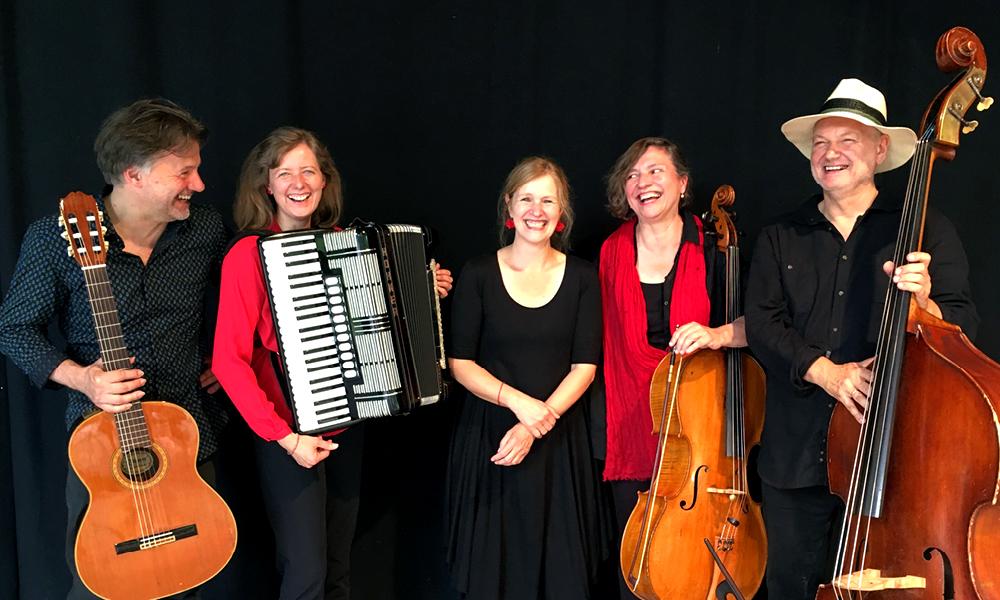 Jazz-Club Arnsberg startet Freitag mit Tango in neues Programm
