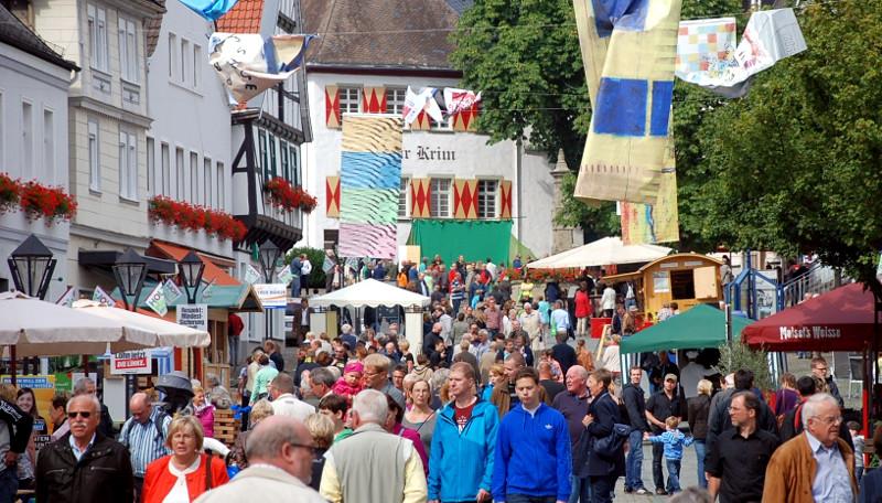 Holzmarkt hält in Arnsberg Einzug – Spannende Angebote am 2. Sepember