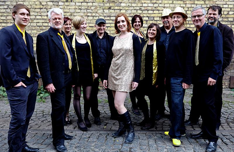 Yellow Express hält Freitag beim Jazzclub Arnsberg