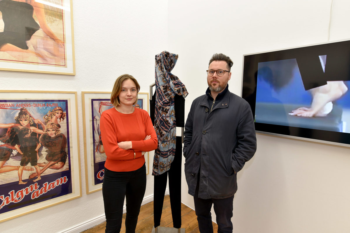 Kunstverein Arnsberg: Brad Downey balanciert zwischen Spaß an der Kunst und politischer Aussage