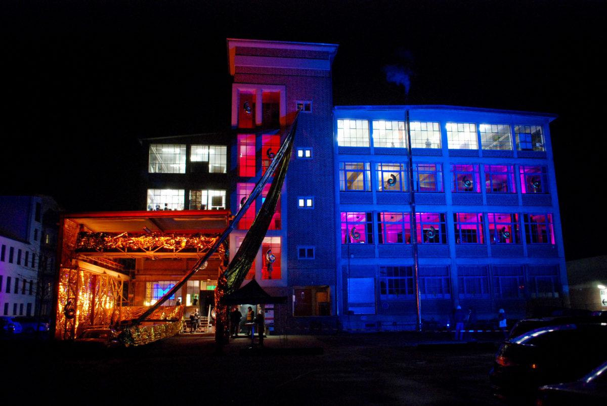 """Übernacht – """"überdacht"""": Kunst-Werk in Neheim bietet fünf Tage Kultur im September"""
